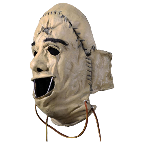 Texas Chainsaw Massacre Leatherface 1974 Face Mask Horror Licensed
