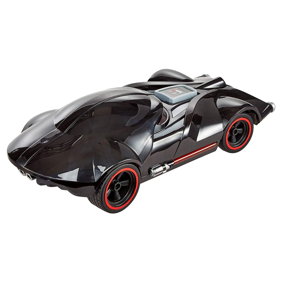 Mattel Hot Wheels Star Wars Darth Vader Remote Control Car Vehicle