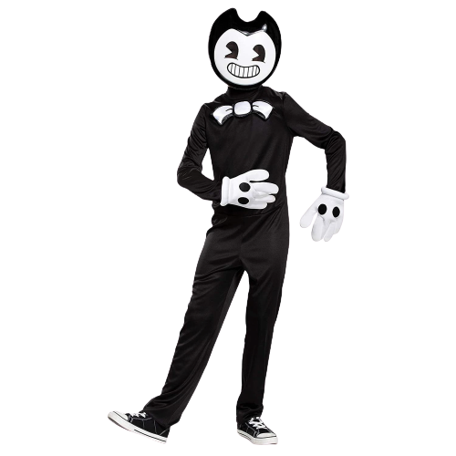 Bendy & The Ink Machine Classic Boys Licensed Costume  - X-Large (14/16)