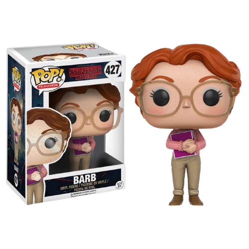 Stranger Things Barb Collectable Figure