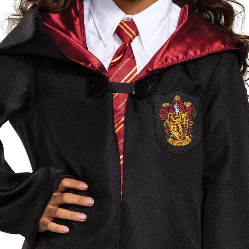 Harry Potter Gryffindor Robe Classic Kids Costume Accessory - Small (4/6)