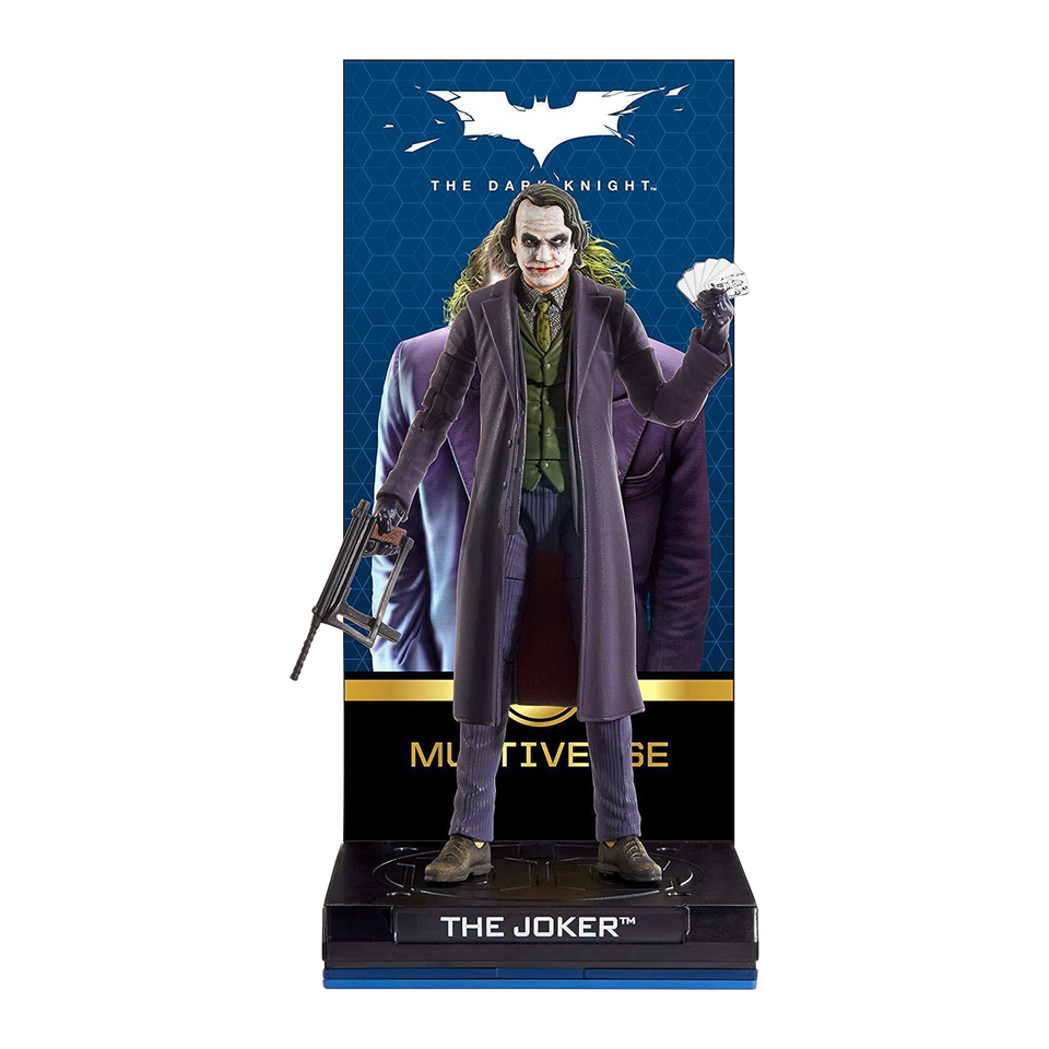 Dc Comics Multiverse The Joker Figure Dark Knight Signature Collection Archies Toys