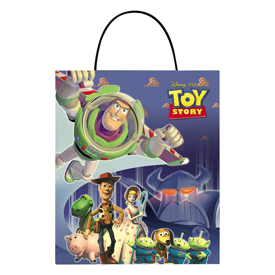Disney Pixar Toy Story Essential Treat Bag Carrying Halloween Tote Disguise