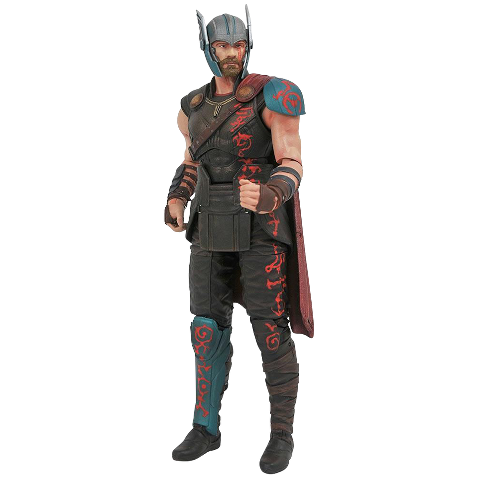 Diamond Select Marvel Select Ragnarok Gladiator Thor Figure Special Edition