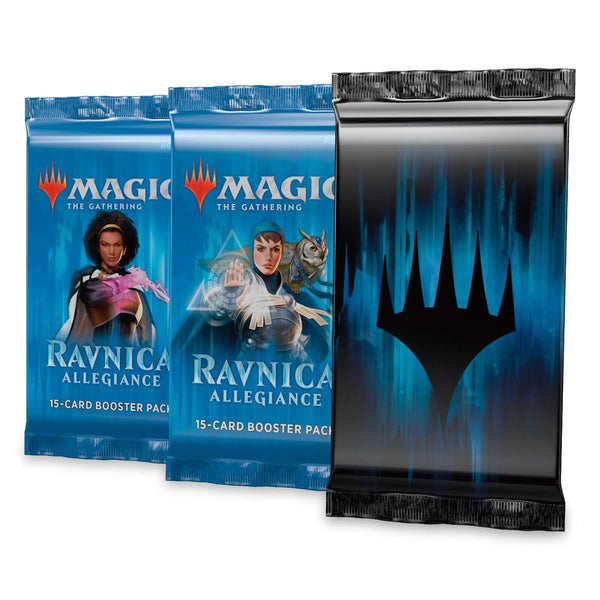 Ravnica Allegiance Mythic Edition Booster Pack