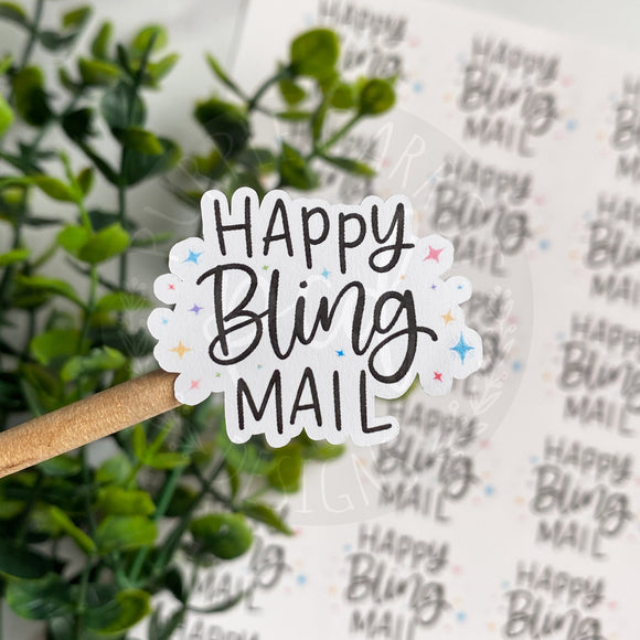Happy Bling Mail