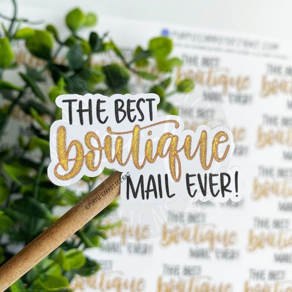 The Best Boutique Mail Ever