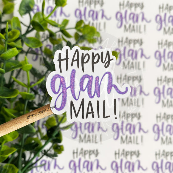 Glam Mail Sticker©