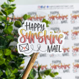Happy Sunshine Mail Sticker©