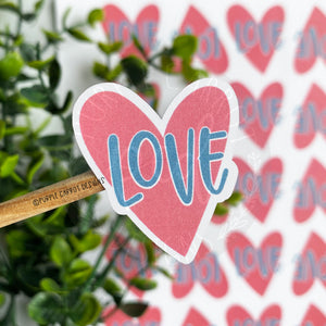 Love Heart© Sticker