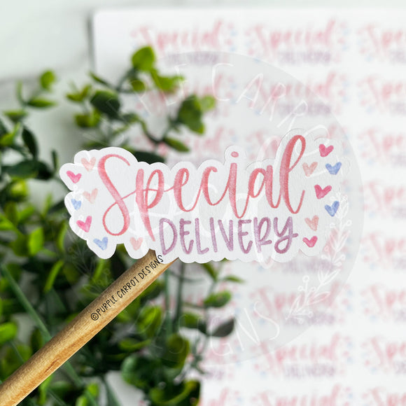 Special Delivery© Sticker