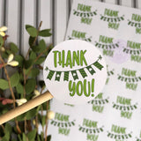 Thank You St Patricks Day Sticker