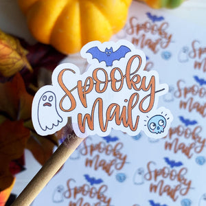 Spooky Mail Sticker