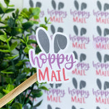 Hoppy Mail Easter Sticker