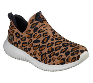 SKECHERS ULTRA FLEX EXPEDITION - LEOPARD