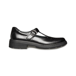 Clarks Ingrid Jnr - Black - Buy Online at Northern Shoe Store