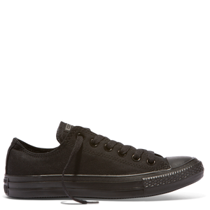 Converse All Star Lo Mono - Black - Buy Online at Northern Shoe Store