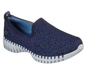 SKECHERS GO WALK SMART GLORY - NAVY