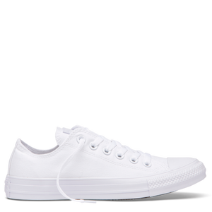 Converse All Star Lo - White Mono - Buy Online at Northern Shoe Store
