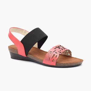 Silver Lining Harmony - Coral - Buy Online at Northern Shoe Store