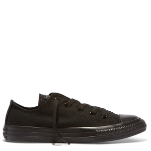 Kids All Star lo Cons  - Black Mono - Buy Online at Northern Shoe Store