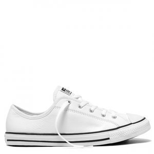 Converse ct as dainty ox leather -white  - Buy Online at Northern Shoe Store
