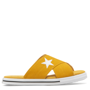 converse one star slide - sunflower - Buy Online at Northern Shoe Store