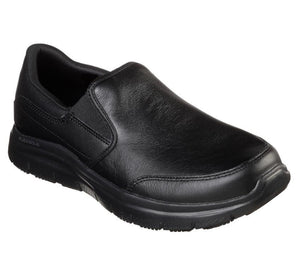 Skechers flex advantage bronwood - black