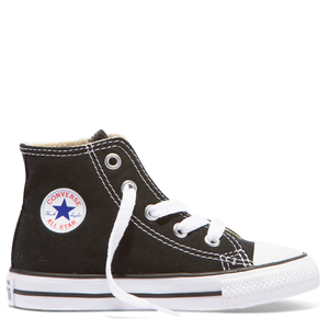 Infant All Star Hi Con - Black - Buy Online at Northern Shoe Store