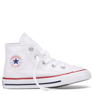 Infant All Star Hi Con - White - Buy Online at Northern Shoe Store