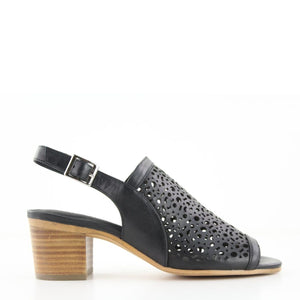 Django & Juliette Bert - Black/Black- Buy Online at Northern Shoe Store