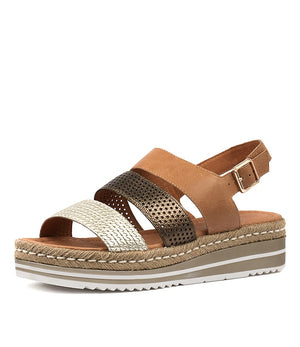 Akidna - Tan/Bronze - Buy Online at Northern Shoe Store
