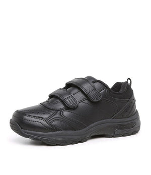 Lynx Erupt jnr Vel - Black - Buy online at Northern Shoe Store