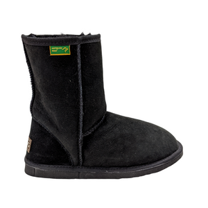 Ugg boots - 23 Short American black by Merino Craft
