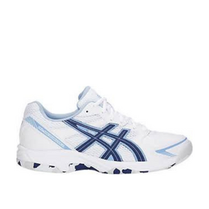 ASICS GEL SHEPPARTON 2 WOMENS BOWLS SHOE - WHITE/BLUE