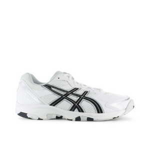 ASICS GEL SHEPPARTON MENS 2 BOWLS SHOE  - WHITE/BLACK