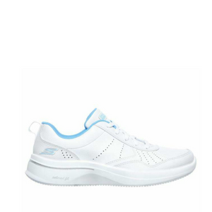 SKECHERS GO WALK STEADY - WHITE