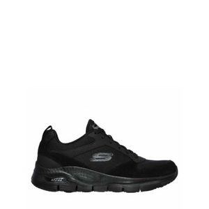 SKECHERS ARCH FIT SERVITICA - BLACK/BLACK
