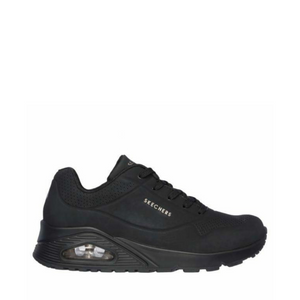 SKECHERS UNO STAND ON AIR  - BLACK/BLACK