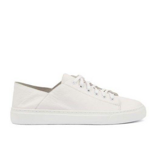 MOLLINI OSHKER - WHITE LEATHER
