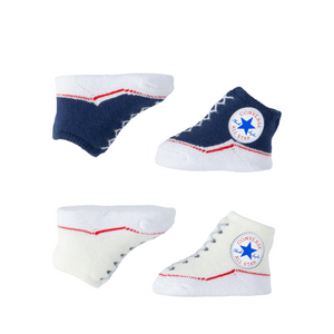 CONVERSE INFANT BOOTIE - NAVY