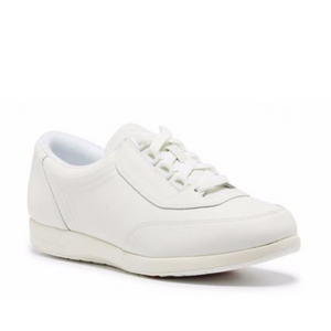HUSH PUPPIES CLASSIC WALKER - WHITE