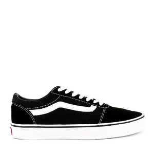 Vans Ward - Black/White - Buy Online at Northern Shoe Store