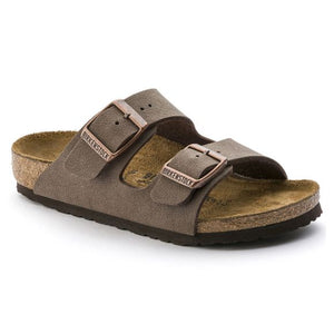Birkenstock Arizona Kids - Mocca Nubuc - Buy Online at Northern Shoe Store
