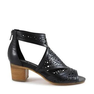 D&J Bethel - Black/Nat Heel - Buy Online at Northern Shoe Store