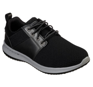 Skechers Delson Brant - bLACK - Buy Online at Northern Shoe Store