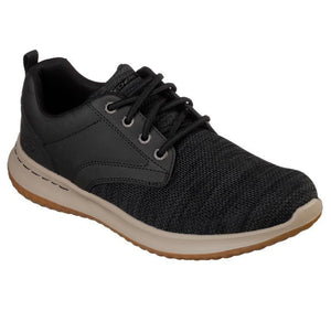 Skechers Delson Fonzo - Black - Buy Online at Northern Shoe Store