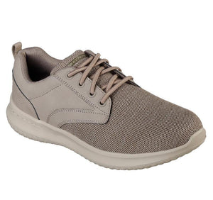 Skechers Delson Fonzo - Taupe - Buy Online at Northern Shoe Store