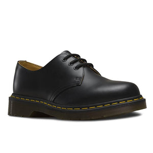 Doc Marten 1461Z Gibson - Black/Yellow