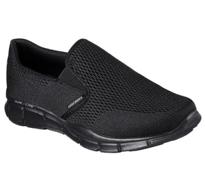 Skechers Equlizer Double Play - Black - Buy Online at Northern Shoe Store